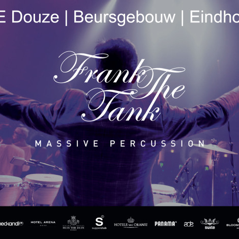 Frank the Tank @NYE Douze